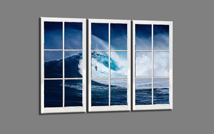 Golven Surfer Ramen 80x130