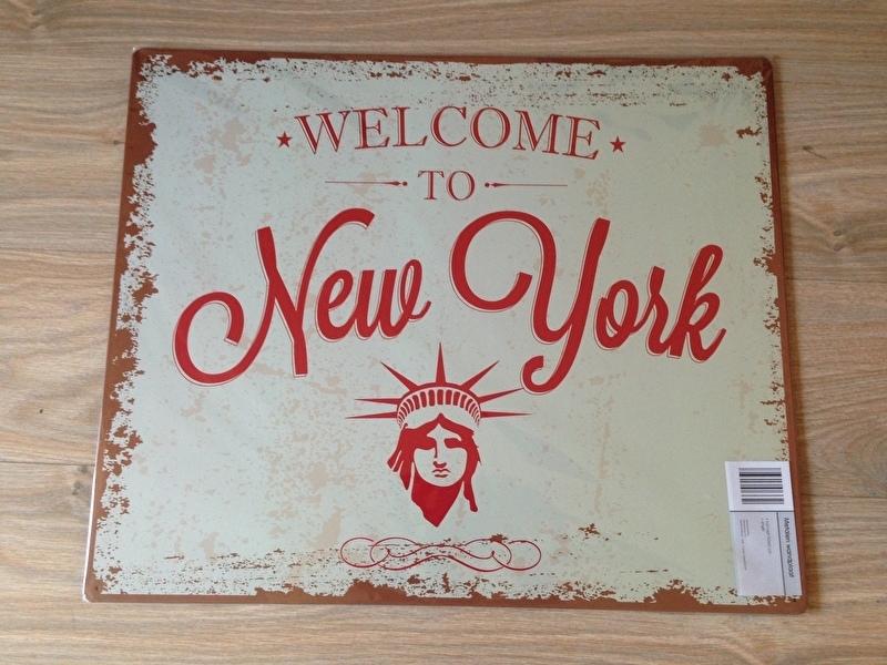 New York 50x60cm