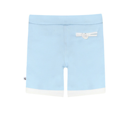 Jongensbroekje licht blauw/crème Ducky Beau maat 92