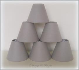 Klemlampje voor kroonluchter maat XS