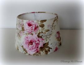 Lampenkap `English Rose` 30 x 17 x 23 cm