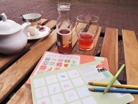 Vakantie-bingo Frankrijk