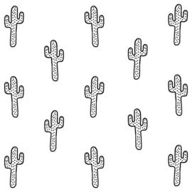 Behangpapier Cactus