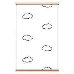 Behangpapier Clouds
