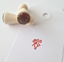Mini stempel - Aap