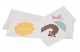 Postkaartenset Winkel van Papier