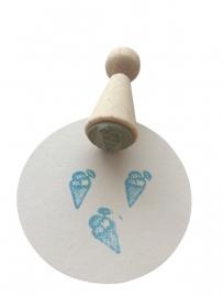 Mini Stempel - Ijsje