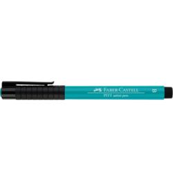 Tekenstift FC Pitt Artist Pen Brush 156 Kobaltgroen