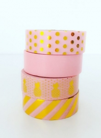 Washi Tape - Pink