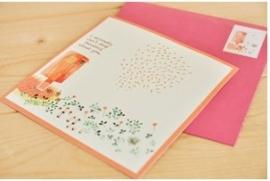 Card April Story - mailbox