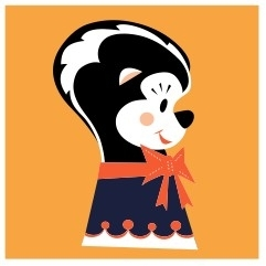 Card Miss Matador
