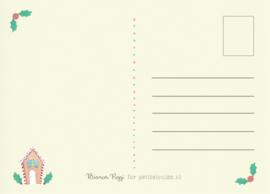 Bianca Pozzi | Ansichtkaart Carrousel