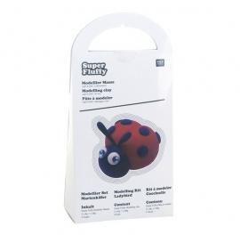 Super Fluffy Ladybug