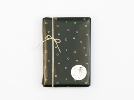 Wrapping Paper Graphic Green