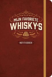 Mijn favoriete whisky's Notitieboek