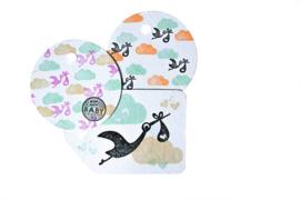 Stamp Stork