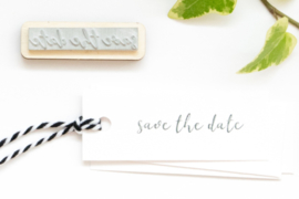 Stempel Save The Date Studio Maas
