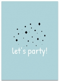 Let's party!