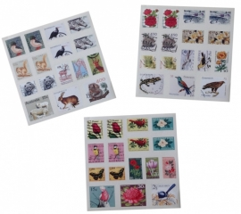 Stickers Stamp Nature