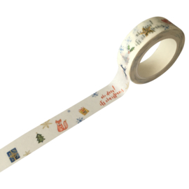Washi Tape - Oh deer!
