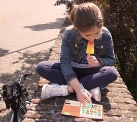 Vakantie-bingo Belgie