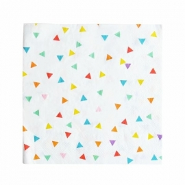 Paper Napkins - Multi