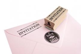 Stamp INVITATION