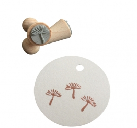 Mini stamp - Blowball