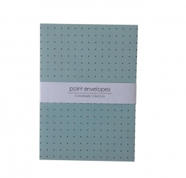 Envelopes C6 Dots