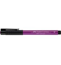 Tekenstift FC Pitt Artist Pen Brush 134 Donkerviolet