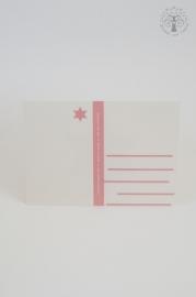 Postkaart jij bent mijn ster