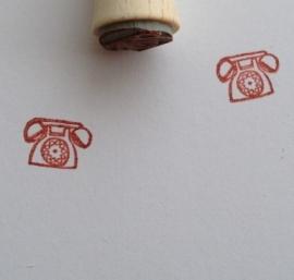 Mini Stempel - Telefoon