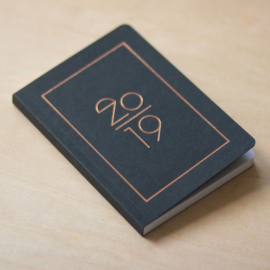 Pocket Planner/Diary 2019