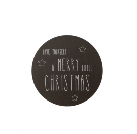 Sticker Have Yourself A Merry Little Christmas