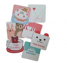 Mini Cards Cuteness II
