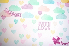 Pawn stamp -  Heart