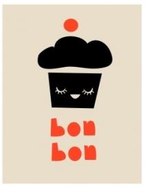 Card - BON BON