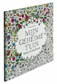 Mijn Geheime Tuin kleurboek