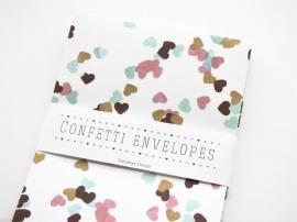 Confetti Envelopes Dreamkey - Medium