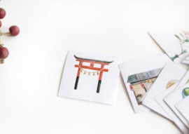 Stickerset - Japanese Story
