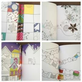 Winter Wonderland Kleur- en tekenpret