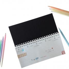 Weekly Planner - Zwart