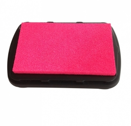 Ink Pad Textile - Neon Pink
