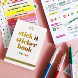 Sticker planner
