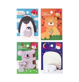Sticky notes Animals