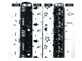 Inpakpapier | Stars | 70 x 50 cm
