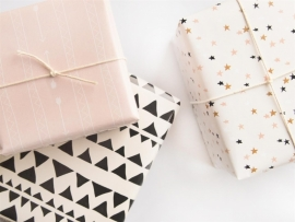 Wrapping paper set - Sweet Gifts