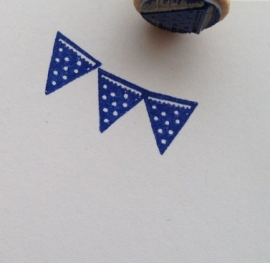 Mini Stempel - Vlag
