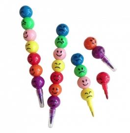 Smiley Pencils