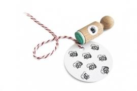Pionstempel Zwarte Piet